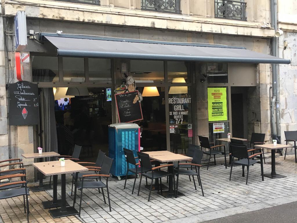 Kouleur kafe k2 restaurant 58 rue des granges 25000 besan on adresse horaire - Restaurant la grange besancon ...