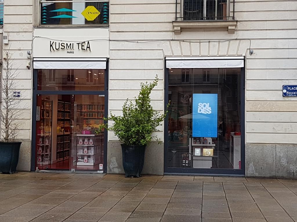 Kusmi Tea - Alimentation générale, 3 place Royale 44000 Nantes - Adresse,  Horaire 0d460984f564