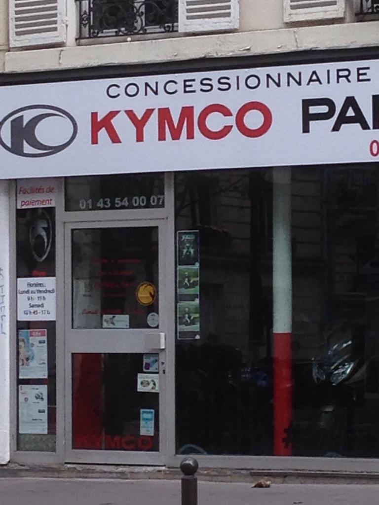 kymco paris 5 agent concessionnaire motos et scooters 119 boulevard saint michel 75005 paris. Black Bedroom Furniture Sets. Home Design Ideas