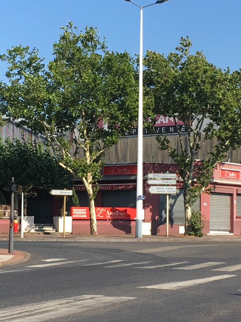 L 39 annexe restaurant 219 avenue francis de pressens - Siege social buffalo grill ...