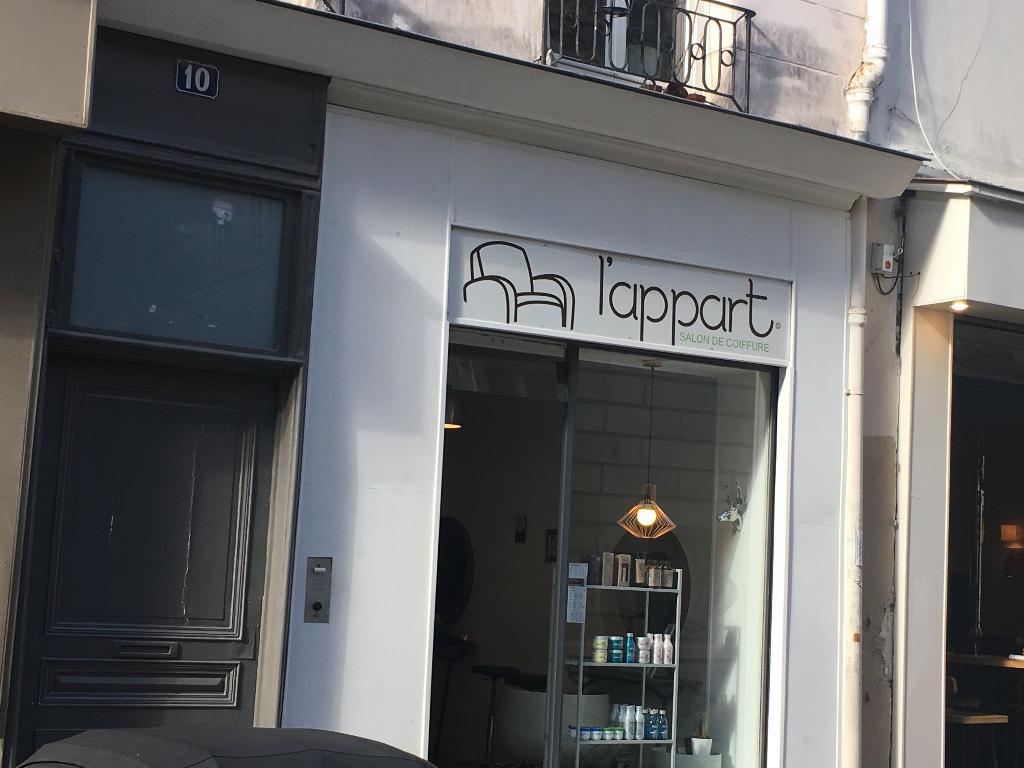 l 39 appart coiffeur 10 rue poitou 75003 paris adresse horaire. Black Bedroom Furniture Sets. Home Design Ideas