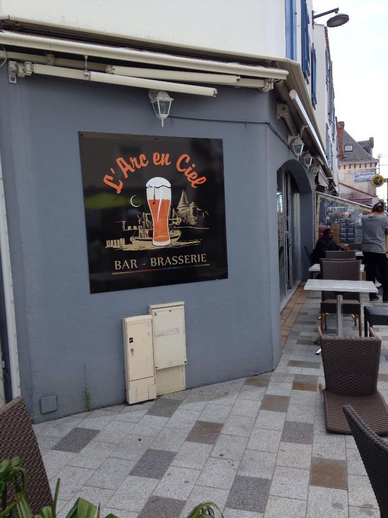 L Arc En Ciel Restaurant 37 Grande Rue 85330 Noirmoutier En L Ile