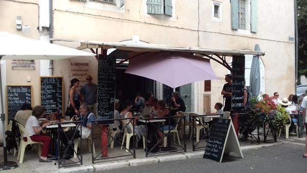 Place Gambetta Restaurant Cahors