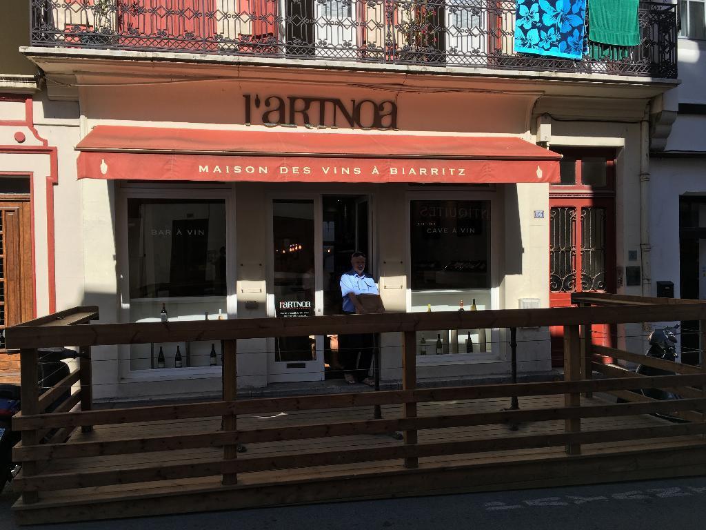 Restaurant Rue Gambetta Biarritz