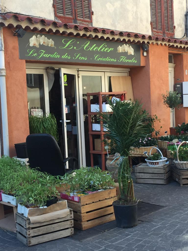 Le Jardin Des Sens Bandol l'atelier bandol - fleuriste (adresse, horaires, ouvert le dimanche)