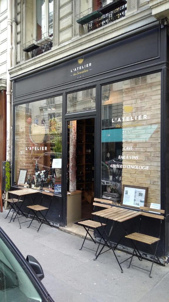 L 39 atelier des sommeliers restaurant 47 rue condorcet for Cuisine 50 rue condorcet