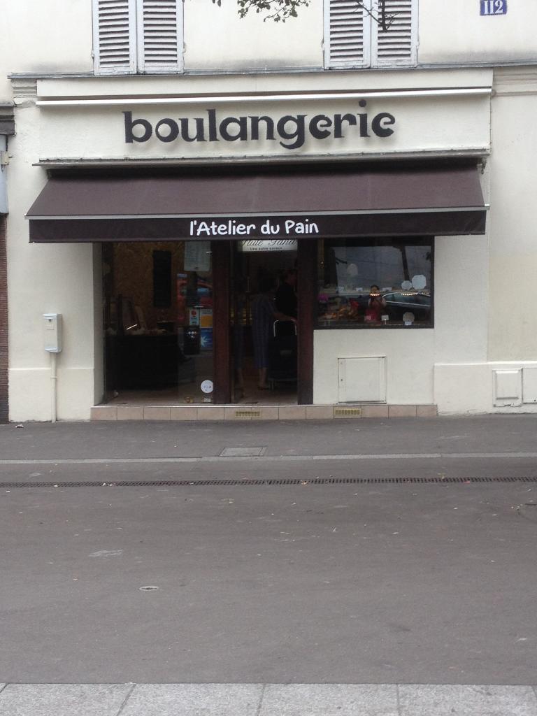 L 39 atelier du pain boulangerie p tisserie 112 avenue d - Office du tourisme italien paris horaires ...
