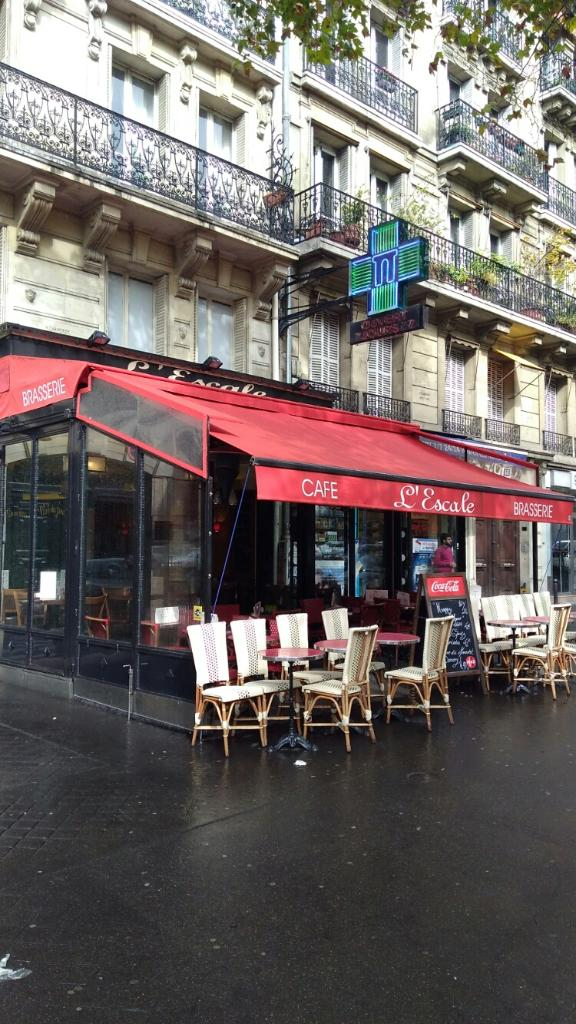 L 39 escale restaurant 70 avenue de la grande arm e 75017 paris adresse horaire - 10 avenue de la grande armee ...