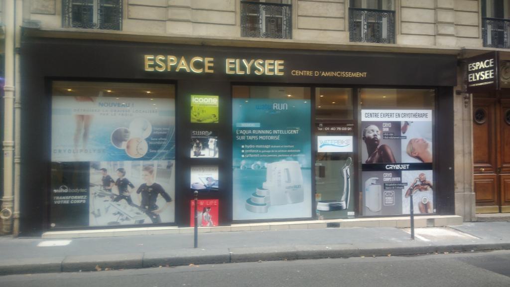 espace elys e club de sport 37 bis rue du colis e 75008. Black Bedroom Furniture Sets. Home Design Ideas