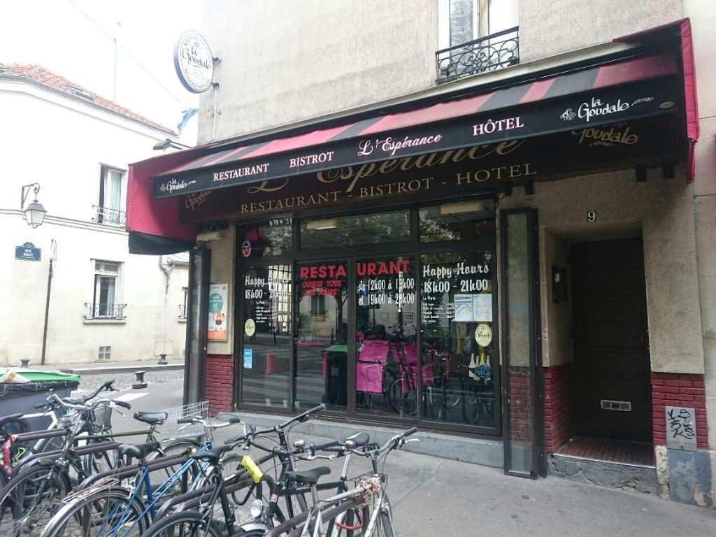 l 39 esp rance restaurant 9 rue esp rance 75013 paris adresse horaire. Black Bedroom Furniture Sets. Home Design Ideas