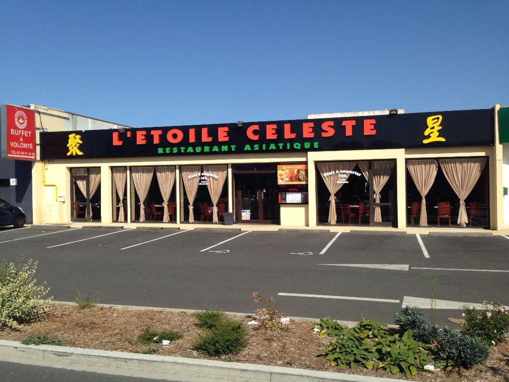 015c087fc5c472 L étoile Céleste - Restaurant, 39 rue du Dix Huit Juin 17138 ...