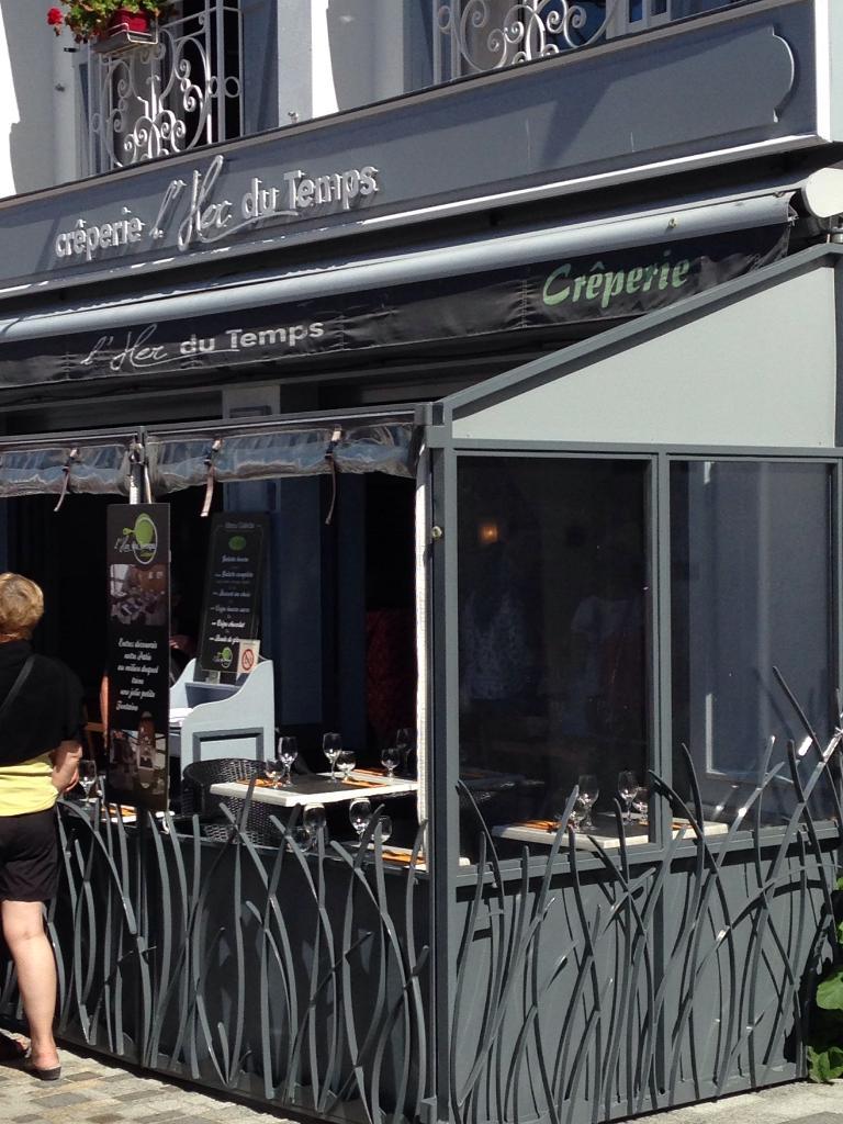 L Her Du Temps Restaurant 18 Grande Rue 85330 Noirmoutier En L