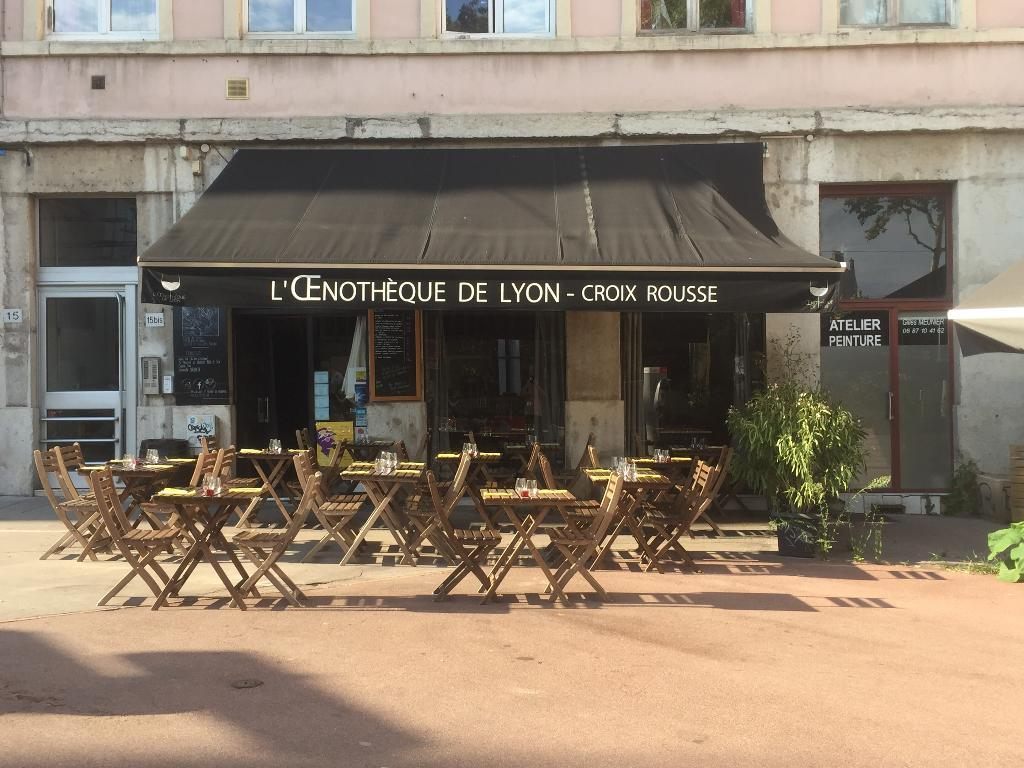 Restaurant Opaline  Rue Du Pailleron  Lyon