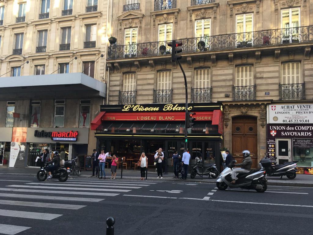 Restaurant Rue Franklin Roosevelt