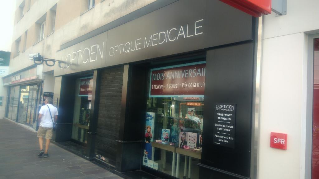 L Opticien - Opticien, 54 rue Maurice Thorez 92000 Nanterre ... aad7d0ae11e1