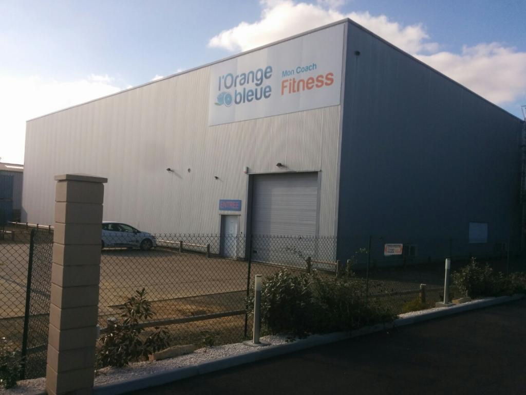 L 39 orange bleue club de sport 1 bis rue vanniers 35830 for Plan betton