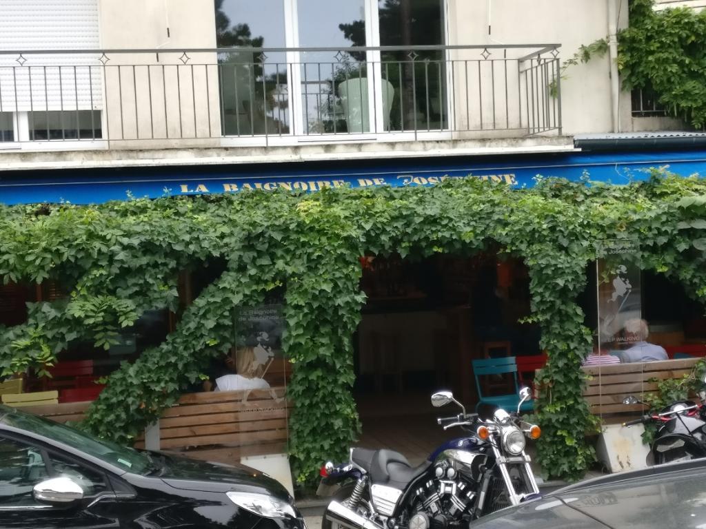 La Baignoire De Joséphine Carnac Café Bar Adresse Horaires Avis