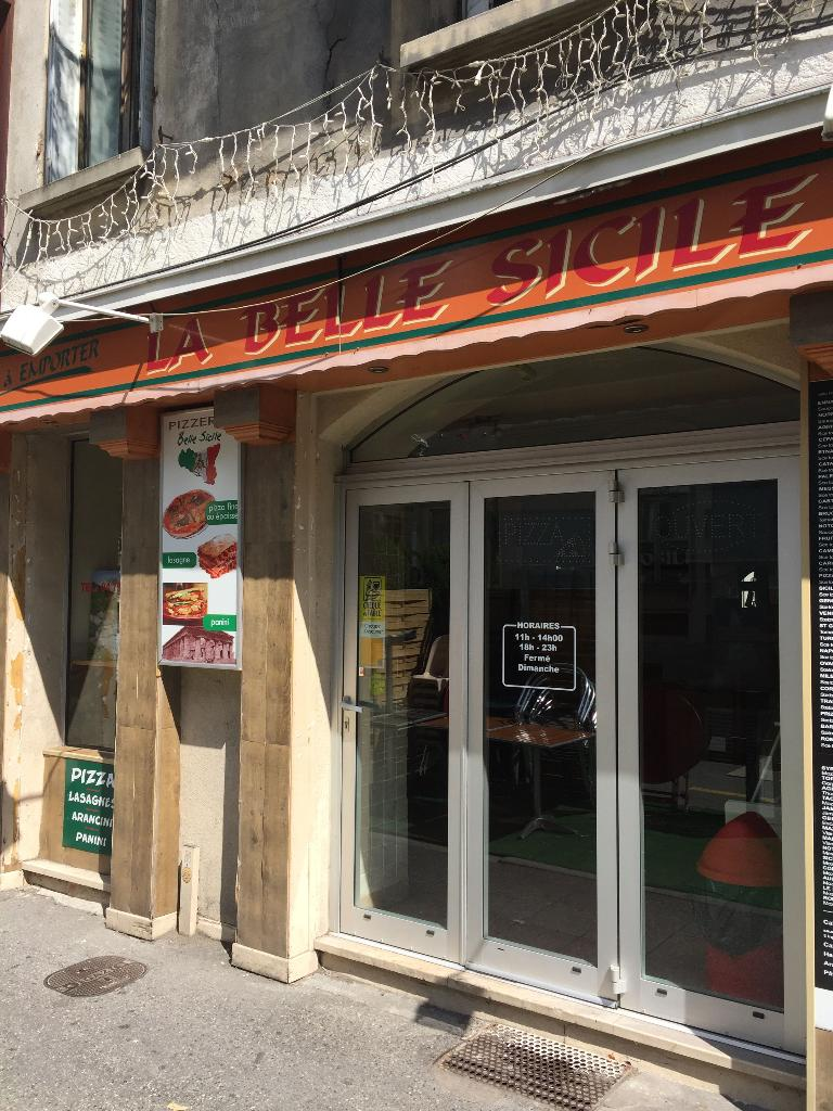 Restaurant Rue Jean Pierre Veyrat Chambery