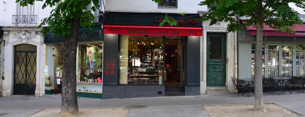 cffd6807ec7c1e La Belle Vue Paris - Opticien (adresse, horaires, avis)
