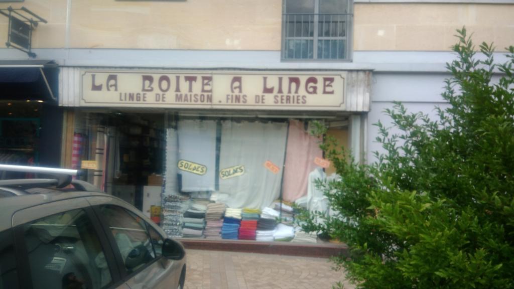 La boite linge linge de maison 16 rue maurepas 92500 rueil malmaison a - Linge de maison nantes ...
