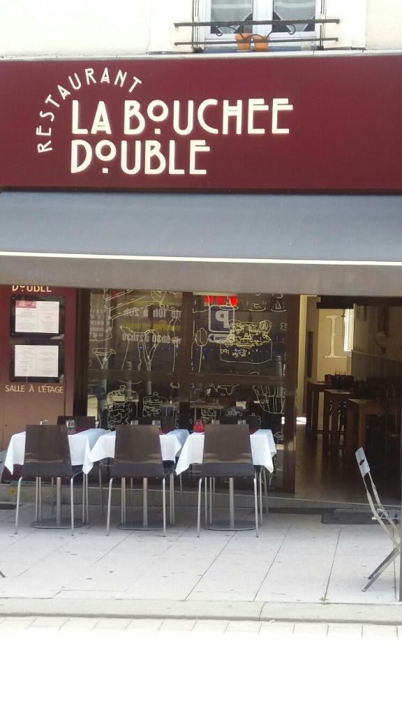 La bouch e double restaurant 51 rue plantagenet 49000 angers adresse horaire - Class croute angers ...