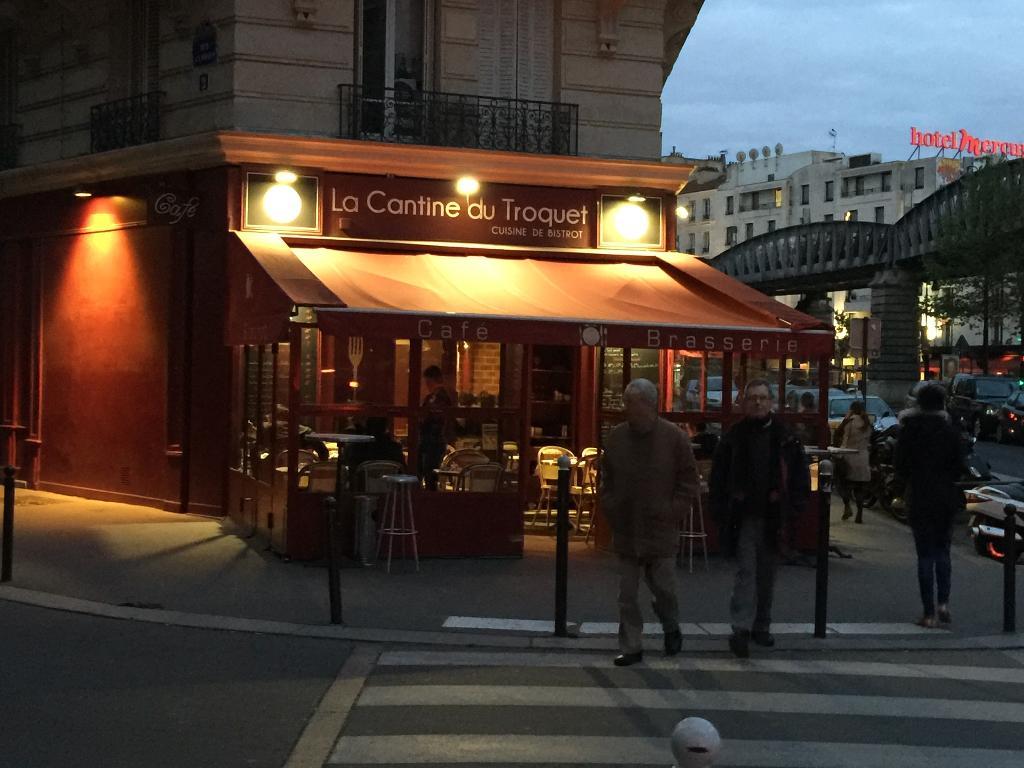 La cantine du troquet dupleix restaurant 53 boulevard grenelle 75015 paris adresse horaire - La cantine du troquet dupleix ...