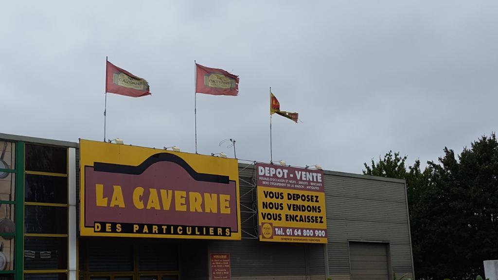 La Caverne Du Pro Occasion #5: La Caverne Des Particuliers Lognes (adresse, Horaires, Avis, Ouvert Le  Dimanche)