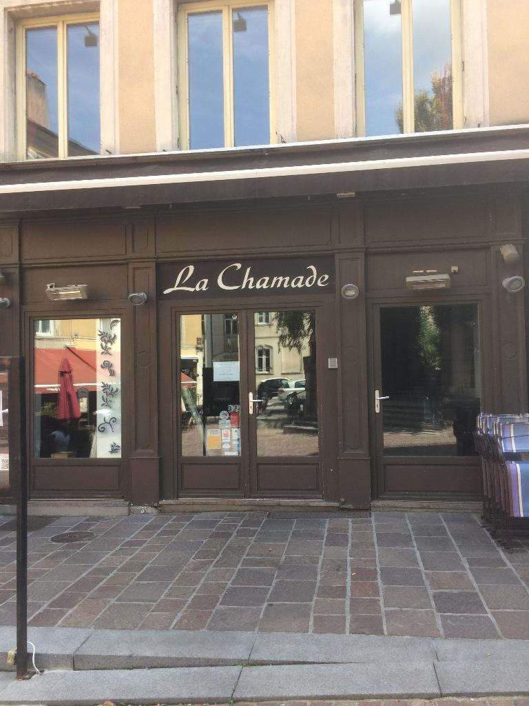 restaurant la chamade restaurant 39 rue mar chaux 54000 nancy adresse horaire. Black Bedroom Furniture Sets. Home Design Ideas