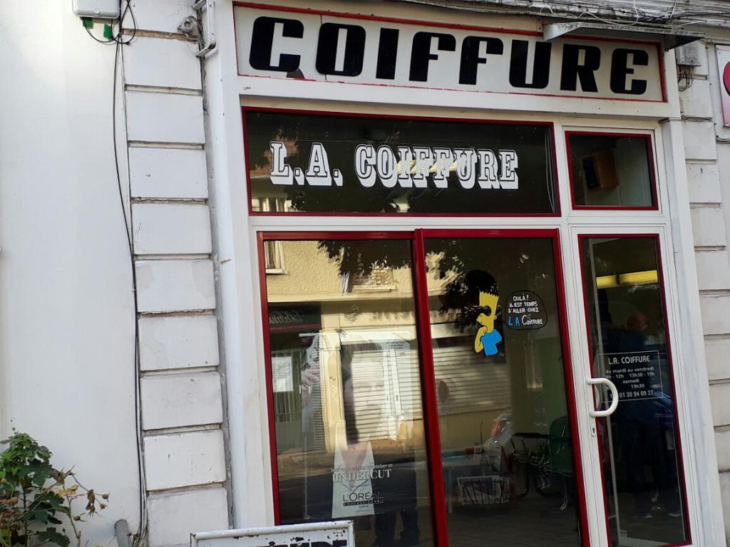 La coiffure coiffeur 33 avenue pr sident franklin for Tchip coiffure boulogne billancourt