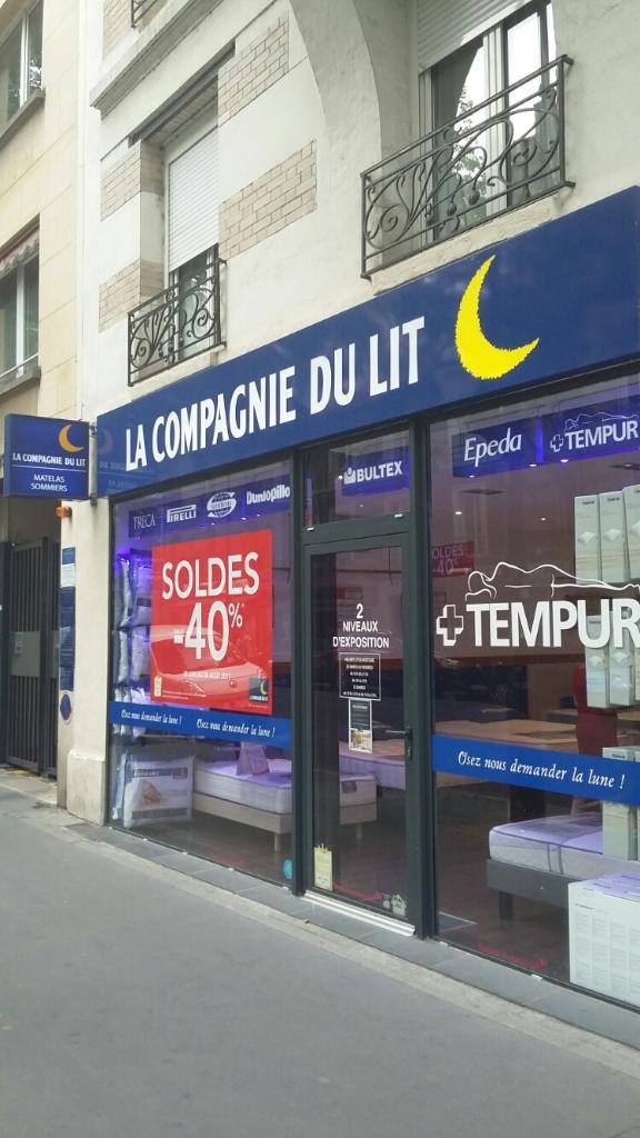 La compagnie du lit magasin de meubles 253 boulevard jean jaur s 92100 boulogne billancourt - Compagnie du lit boulogne ...