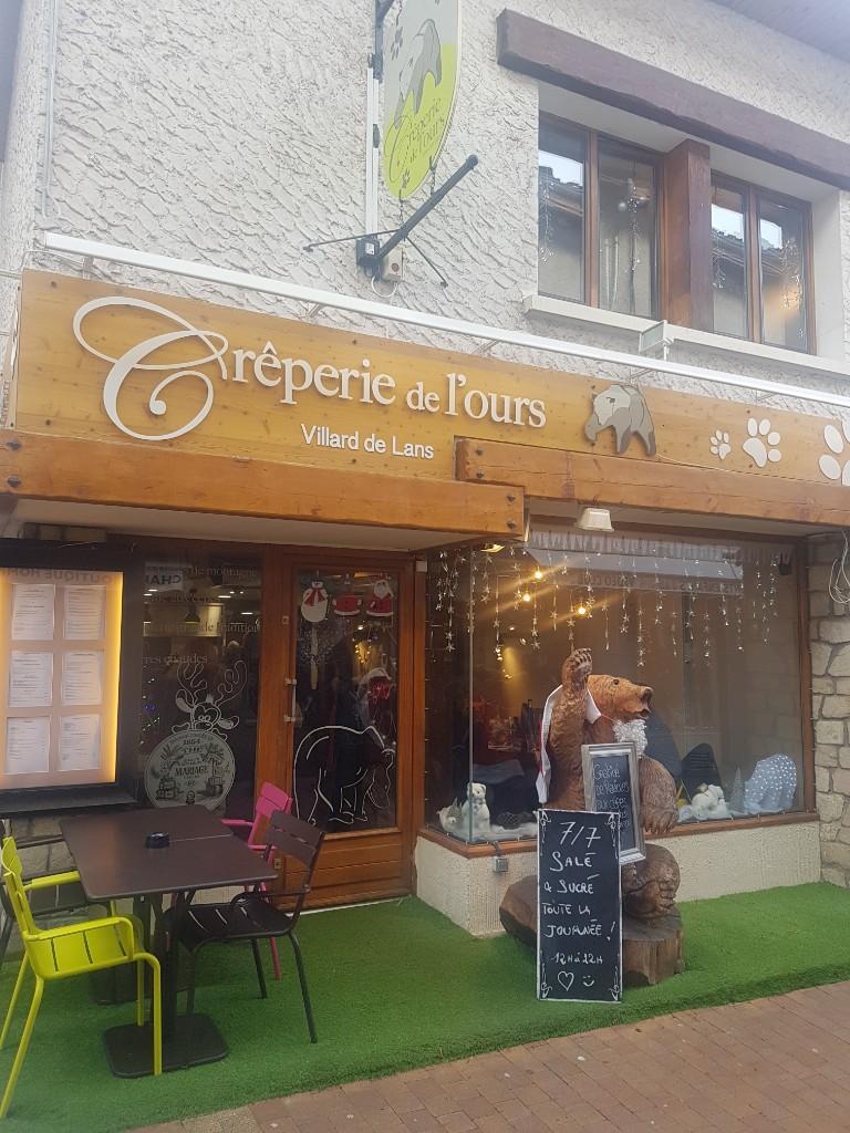 Restaurant Rue De La Republique Villard De Lans