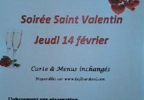 La Fleur De Sel Crepy En Valois Restaurant Adresse Horaires