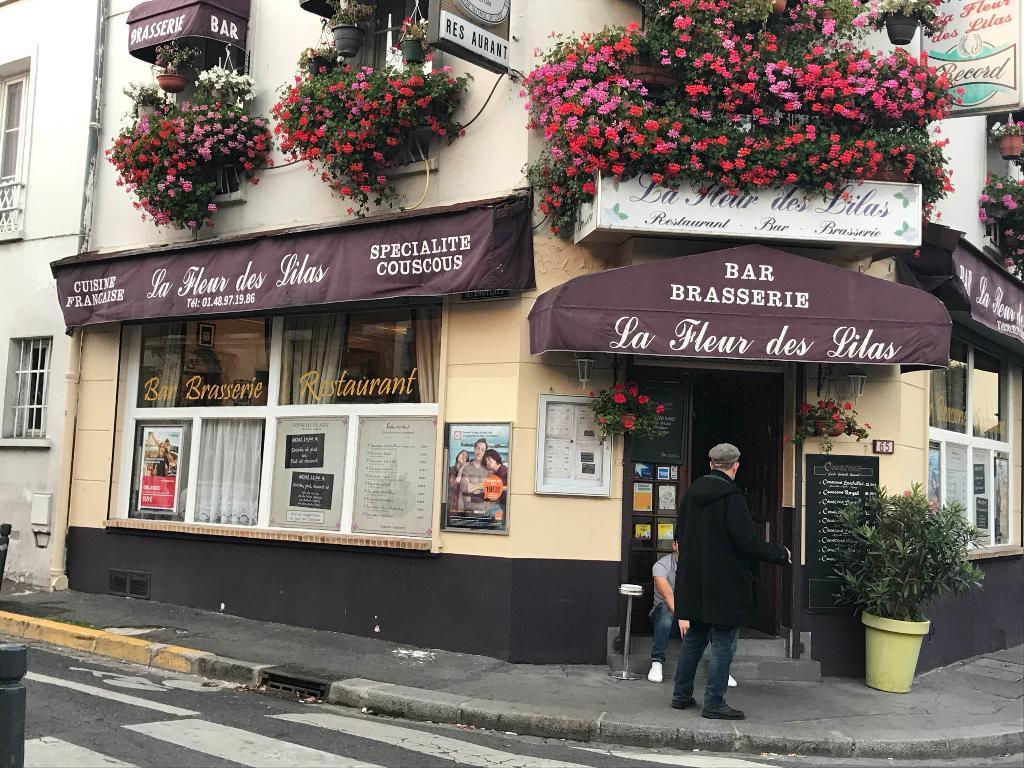 La fleur des lilas restaurant 65 rue des bruy res 93260 les lilas adresse horaire - Restaurant porte des lilas ...