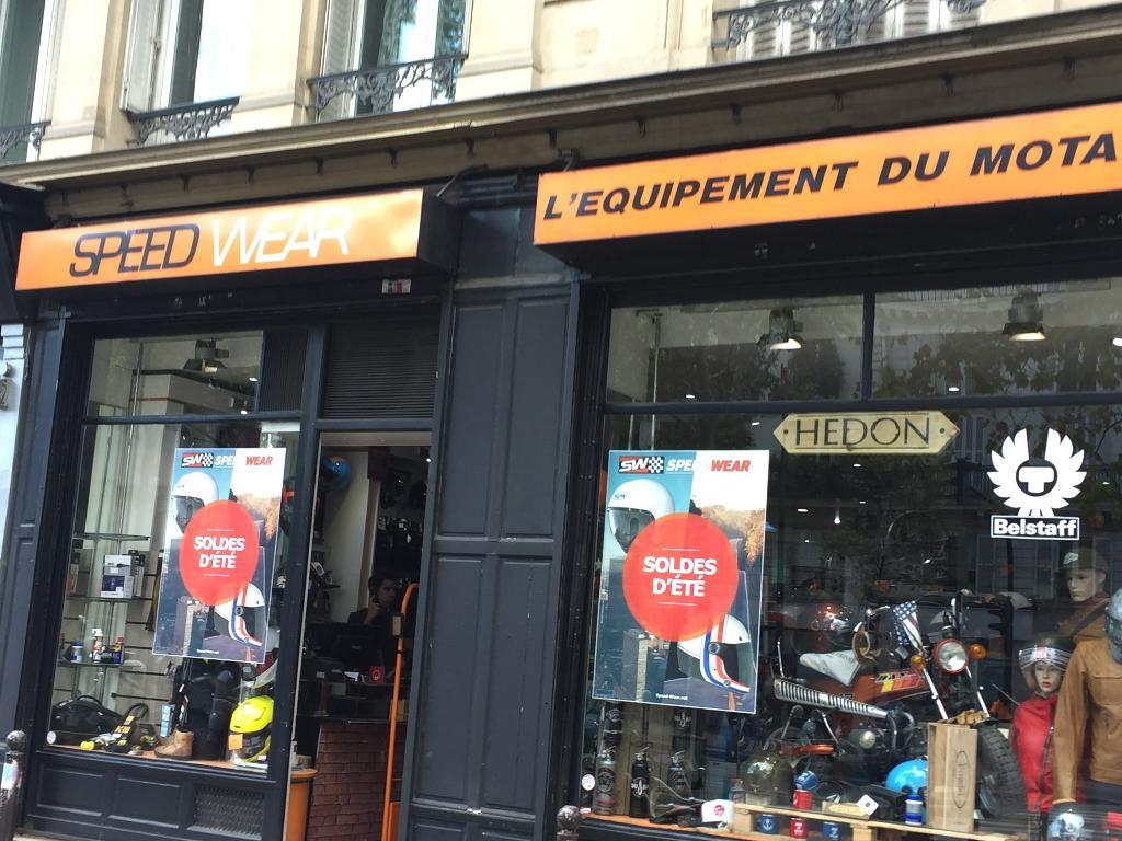 speed wear agent concessionnaire motos et scooters 47 boulevard beaumarchais 75003 paris. Black Bedroom Furniture Sets. Home Design Ideas