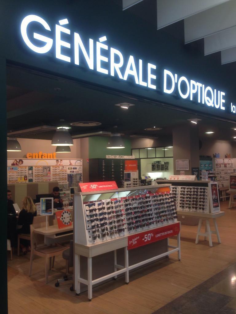 6bb334a27014a7 La Générale D Optique, 134 av Genève, 74000 Annecy - Opticien (adresse,  horaires, avis)
