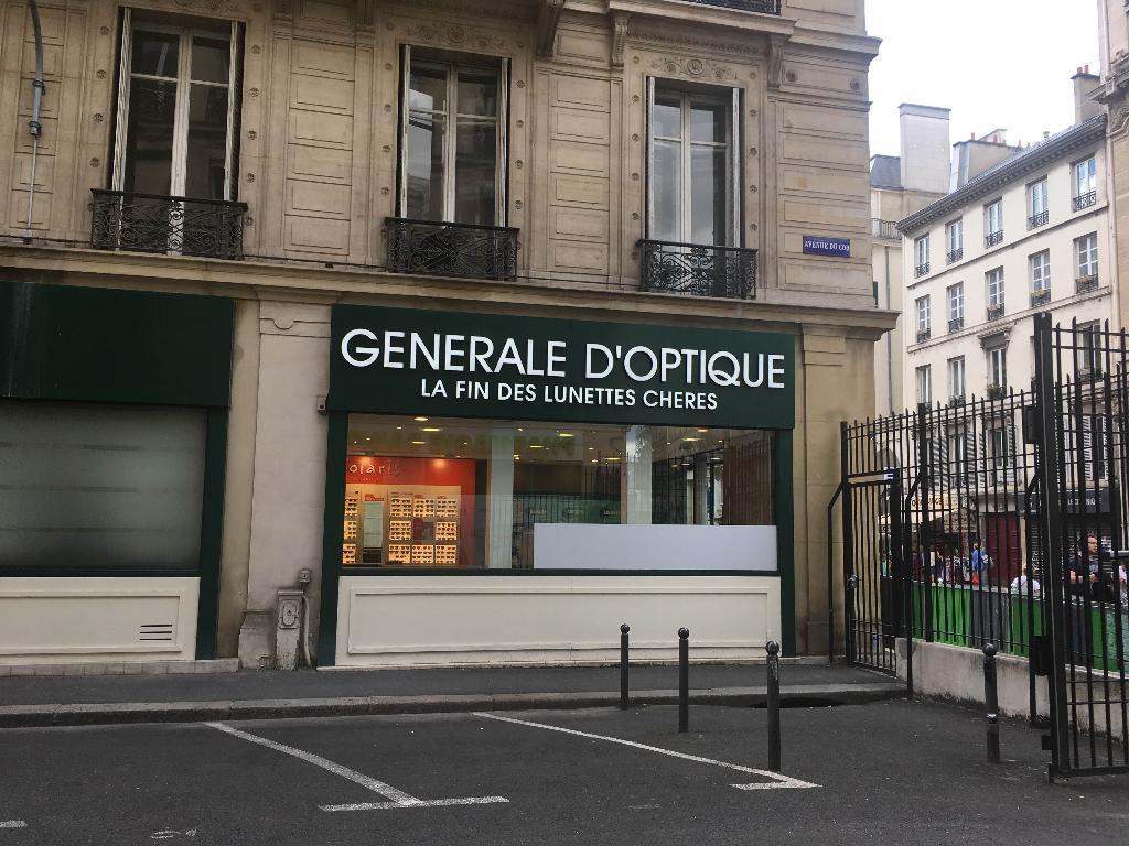 Grandvision France - Opticien, 91 rue Saint Lazare 75009 Paris ... e521e8963e40