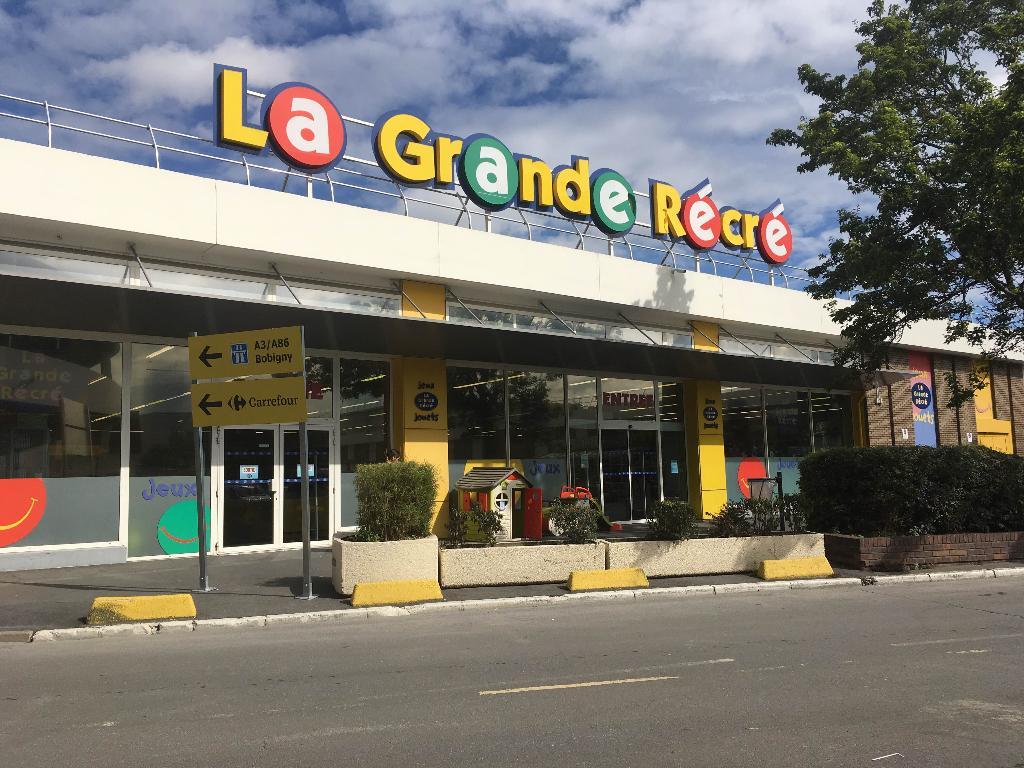 La grande r cr jouets et jeux 199 centre commercial rosny 2 93110 rosny sous bois adresse - Centre commercial rosny horaires ...