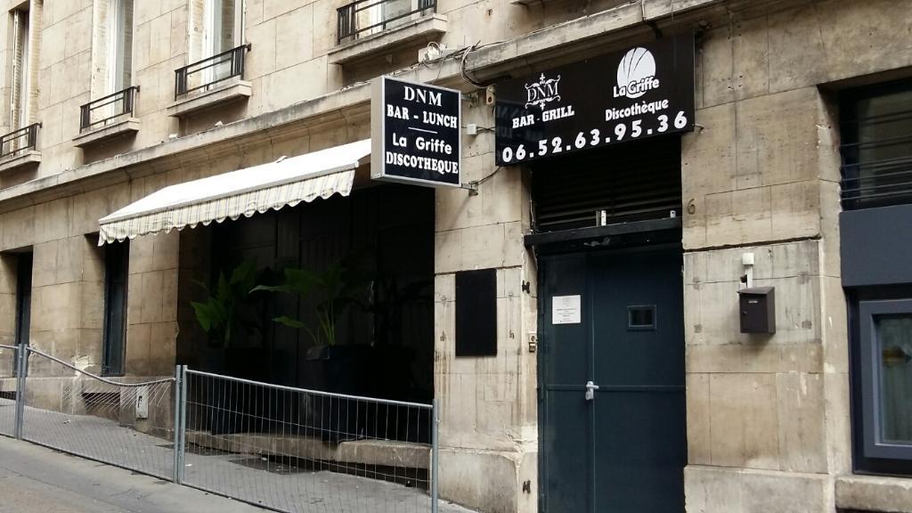 La griffe mario discoth que 6 rue b nit 54000 nancy for Rue catherine opalinska nancy
