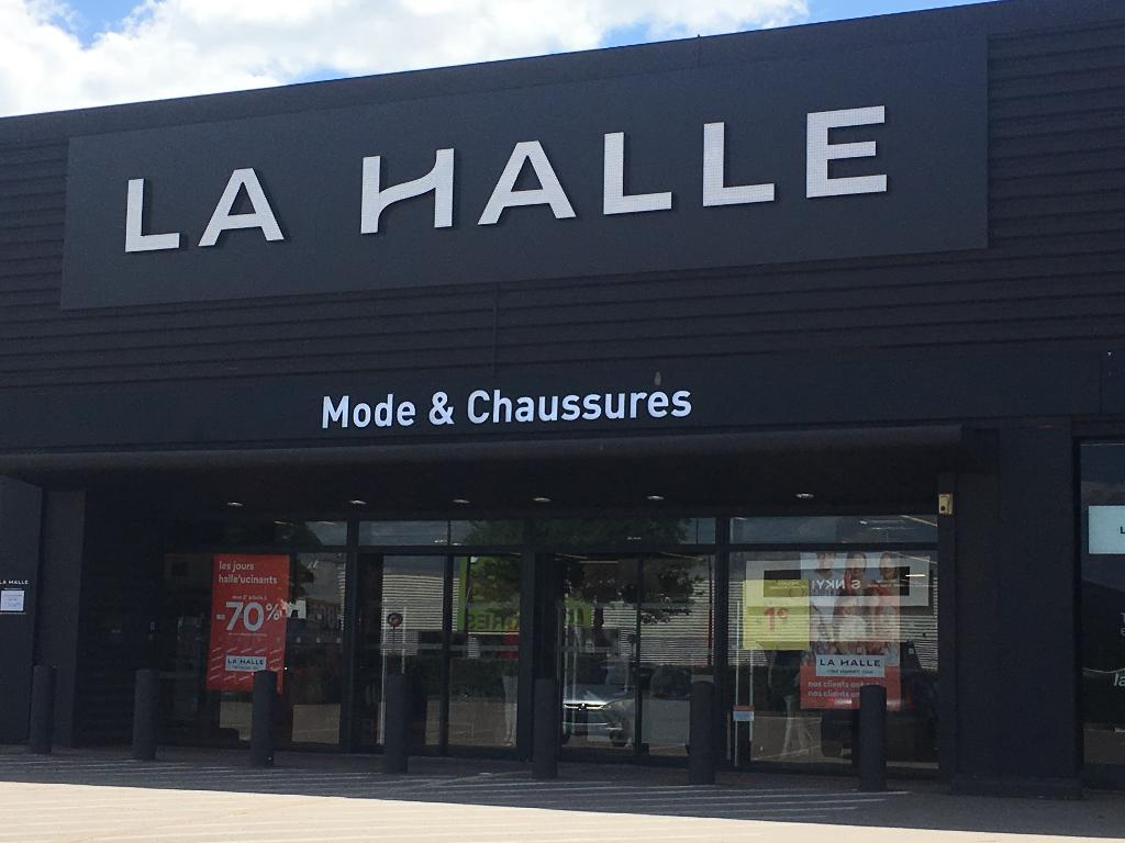 La Halle Chaussures & Maroquinerie Saint Dizier Magasin