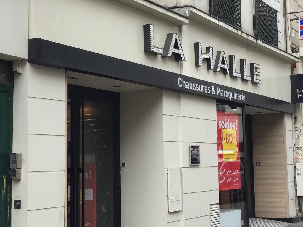 af602337ff38bc La Halle - Chaussures & Maroquinerie, 76 r Fbg St Antoine, 75012 Paris -  Magasin de chaussures (adresse, horaires, avis)