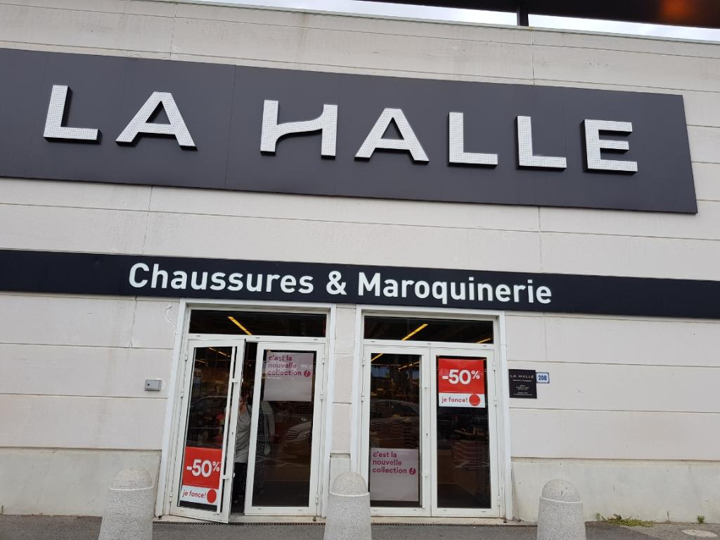 good selling new list latest design La Halle - Chaussures & Maroquinerie Saint Aygulf - Magasin ...
