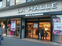 Carte Cadeau La Halle.La Halle Mode Chaussures Et Maroquinerie Paris Magasins