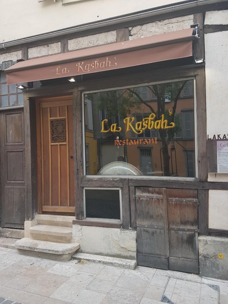 La kasbah restaurant 37 rue mol 10000 troyes adresse - Restaurant la table de francois troyes ...