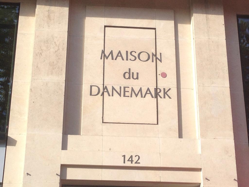 La Maison Du Danemark Association Culturelle 142 Avenue