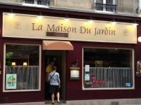 La Maison du Jardin Paris - Restaurant (adresse, avis)