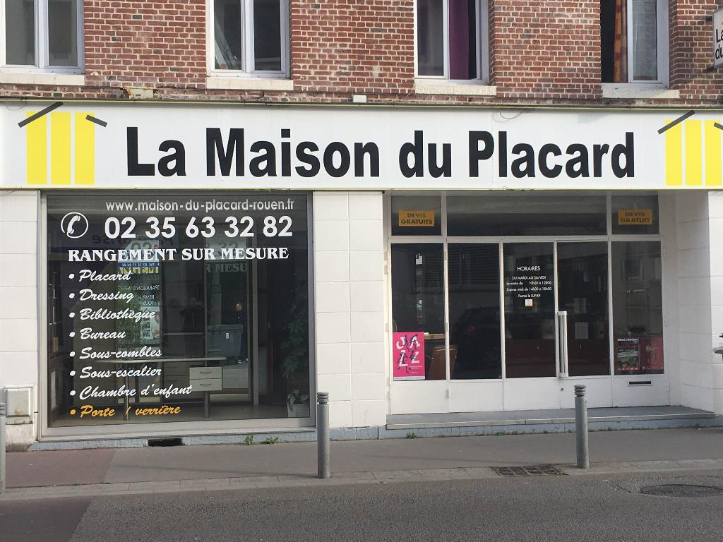 la maison du placard fabrication et installation de placards 107 rue lafayette 76000 rouen. Black Bedroom Furniture Sets. Home Design Ideas