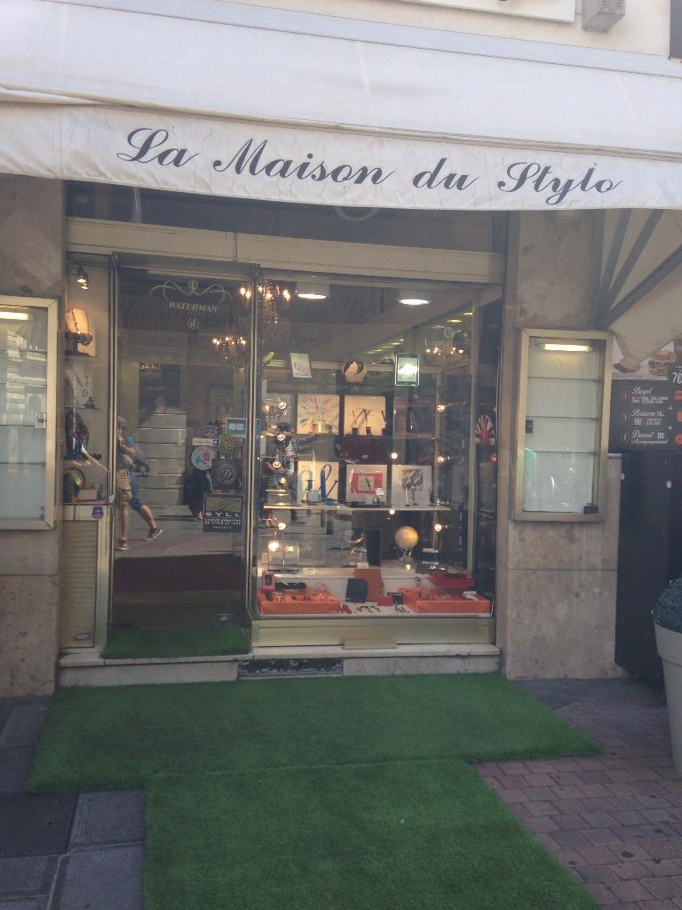 La maison du stylo montpellier ventana blog for La maison du monde montpellier