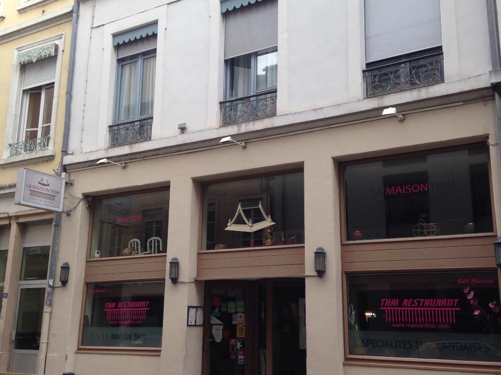 Restaurant Thai Rue Massena Lyon