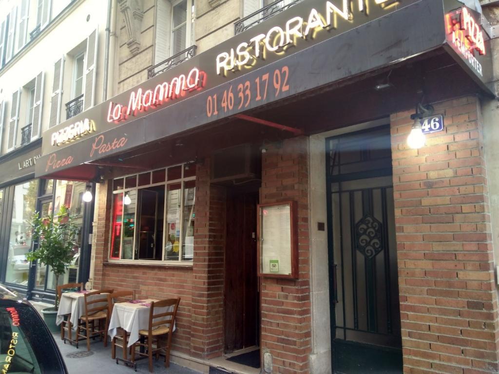 Restaurant Rue Vavin