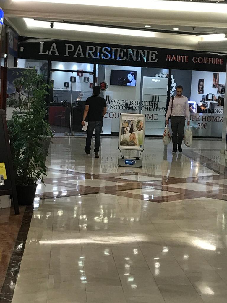 Salon de coiffure la parisienne uckange coiffures la for Salon de la coiffure 2017